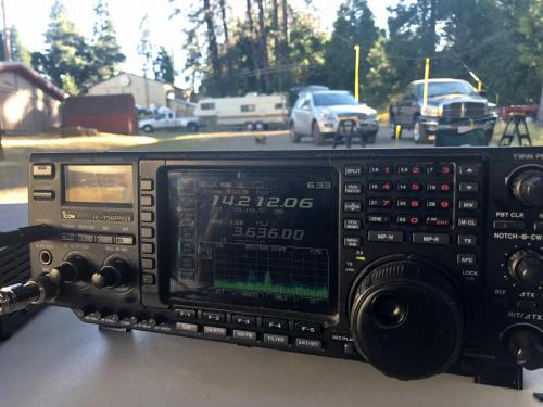Ham Radio Field Day