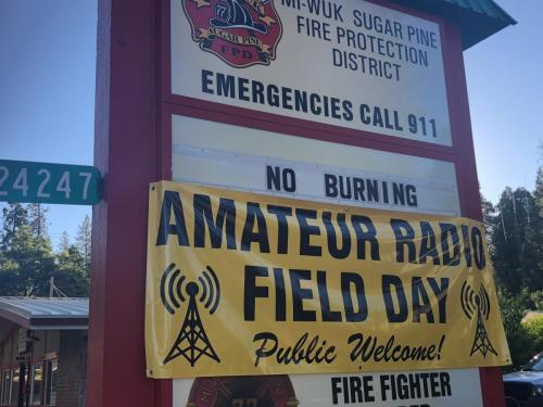 Ham Radio Field Day (6)