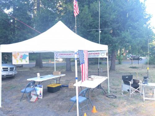 Ham Radio Field Day (9)